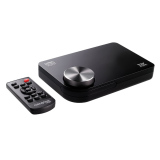 Chiết Khấu Sản Phẩm Card Am Thanh Creative Sb X Fi Surround 5 1 Pro Whith Remote Control Đen