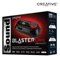 Hình ảnh Card âm thanh Creative Sound Blaster Omni Surround 5.1 (SB1560)