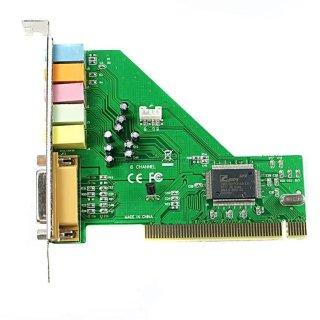Card âm thanh USB sound 4.1 thumbnail