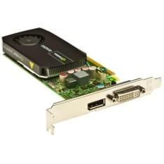 Hình ảnh Card màn hình đẳng cấp cho thiết kế đồ họa NVIDIA Quadro Fermi 600 1Gb, DDR3, 128bit.