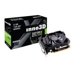 Card màn hình Inno3D GeForce GTX 1050 Compact 2Gb GDDR5 - Hãng phân phối chính thức