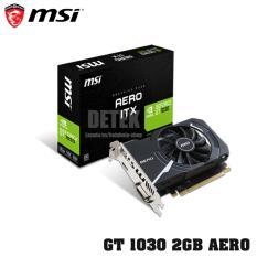 Hình ảnh Card màn hình VGA MSI GT 1030 2Gb AERO