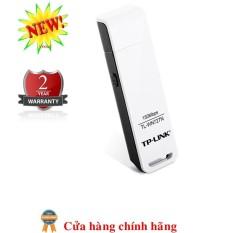 Card mạng USB không dây TP-Link TL-WN727N (Trắng, Đen) - Hàng Nhập Khẩu