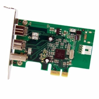 Card PCI Ex to 1394 thumbnail