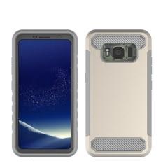 Bán Mua Ốp Lưng Danh Cho Samsung Galaxy Samsung Galaxy S8 Hoạt Động Lai Sợi Carbon Chống Sốc Lưng Ốp Lưng Quốc Tế Trong Trung Quốc