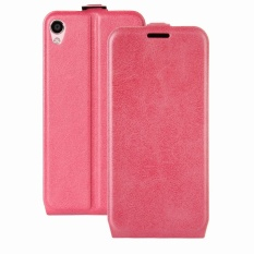 Case For Zenfone 3 Go Zb501Kl Asus Zenfone Live Zb501Kl Crazy Horse Pattern Leather Case Flip Stand Cover Hot Pink Intl Trong Trung Quốc