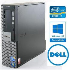 Case Máy Bộ Dell Optiplex 980 SFF/I7-860/4GB/HDD250GB