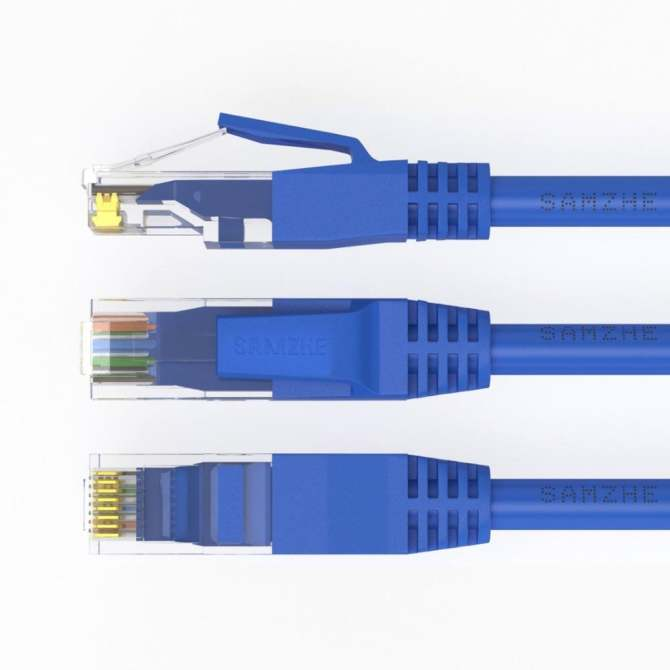 ... Cat6 Ethernet Miếng Dán Cáp-RJ45 Máy Tính, PS2, PS3, XBox Mạng ...