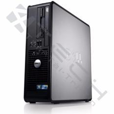 Cây máy tính để bàn Dell OPTIPLEX 780 Sff, EB04 (CPU Core2Duo E8400, Ram 4GB, HDD 160GB, DVD) tặng USB Wifi, hàng nhập khẩu, bảo hành 12 tháng (không gồm màn hình).