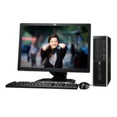 Cây máy tính để bàn HP 6200 Pro Sff (CPU i3 2100, Ram 4GB, HDD 320GB, DVD) tặng USB Wifi, hàng nhập khẩu (không kèm màn hình).