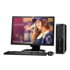 Hình ảnh Cây máy tính để bàn HP 6200 Pro Sff, EX01 (CPU G620, Ram 4GB, HDD 320GB, DVD) tặng USB Wifi, hàng nhập khẩu (không kèm màn hình).