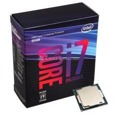 Hình ảnh CChíp vi Xử lý Intel Core i7 8700K 3.7 Ghz Cache 12MB Socket 1151v2