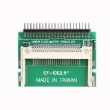 Adapter Chuyển Đổi CF Sang 44 Pin IDE HDD Cho Máy Tính Xách Tay Máy Tính Bàn - Quốc tế