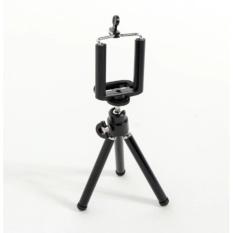 Hình ảnh Chân để mini 3 chân điện thoại chụp hình - MBAC (Đen)