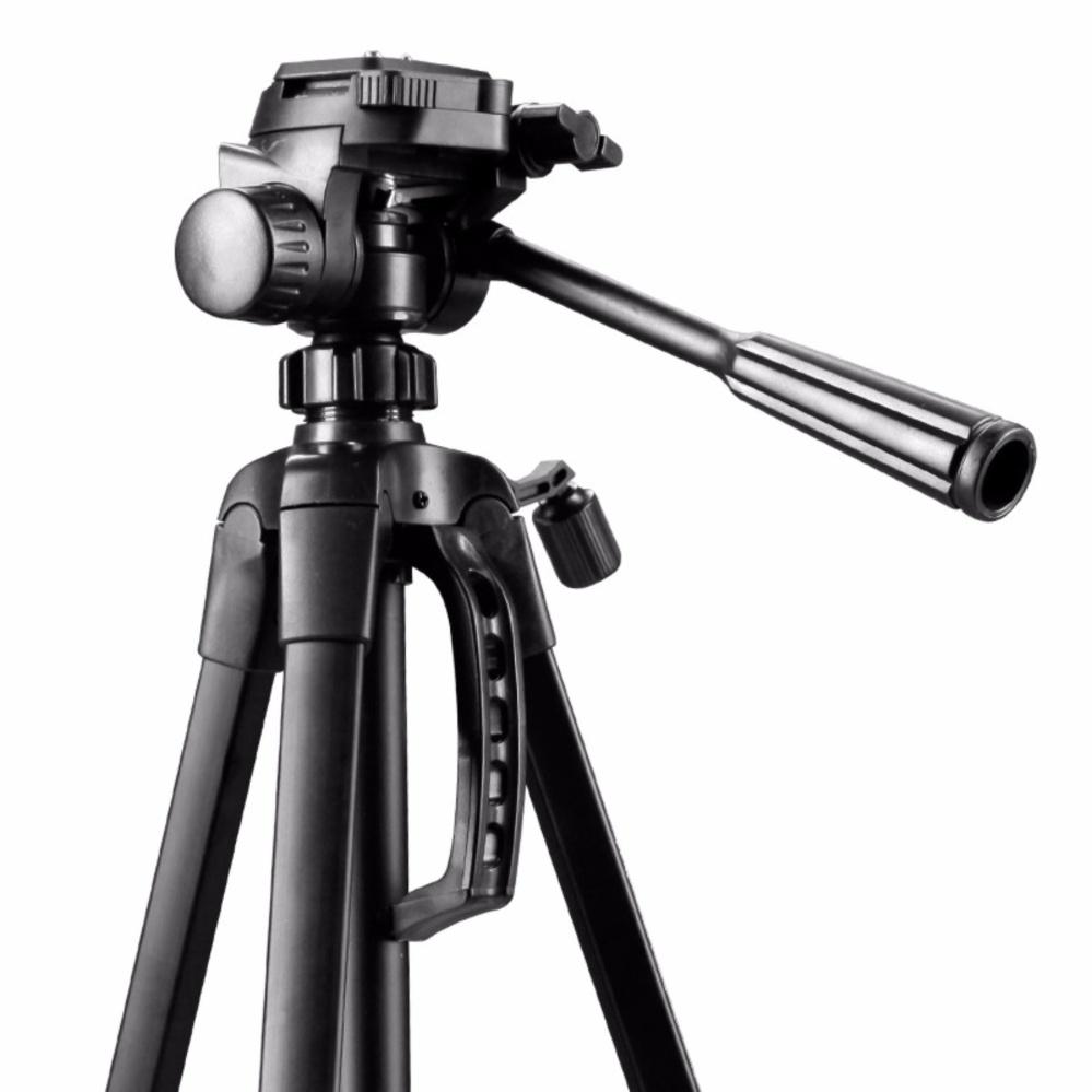Chân máy ảnh chuyên nghiệp Weifeng WT-3520 chịu tải tối đa 3kg thiết kế bằng hợp kim nhôm siêu nhẹ, siêu bền, sử dụng cho các loại máy ảnh chuyên nghiệp