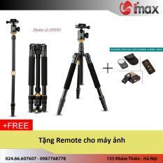 Ôn Tập Chan May Ảnh Tripod Monopod Q 999S Remote Cho May Ảnh
