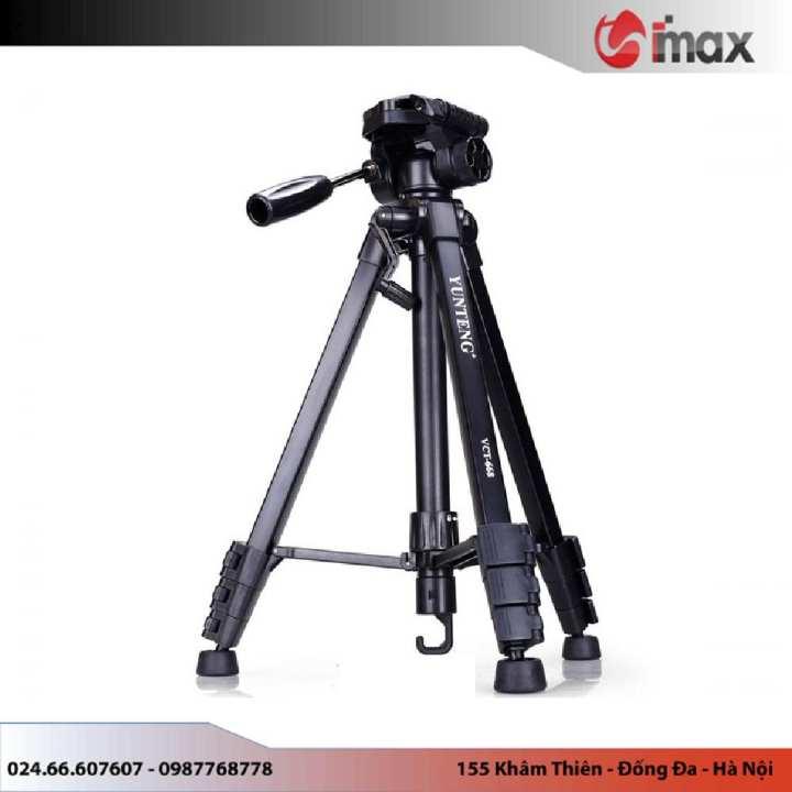 Chân máy ảnh Tripod Yunteng VCT - 668