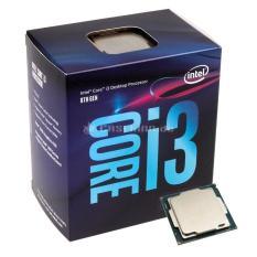 Hình ảnh Chíp Vi Xử lý INTEL BOX COR I3-8100 3.6GHZ / 6MB / 4 CORES, 4 THREADS / SOCKET 1151 V2