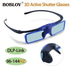 Hình ảnh Chunzao BOBLOV DLP-Liên Kết 96 hz-144 hz USB Sạc 3D Màn Trập Chủ Động Mắt Kính BenQ-quốc tế