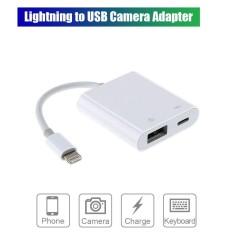 Cửa Hàng Chunzao Lightning To Usb Camera Adapter Thiết Thực Cho Ios Mau Trắng Quốc Tế Trong Trung Quốc