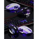 Chuột 6D chuyên Game NTC G502 Led đa màu - DPI 3200 (Đen) DC2220