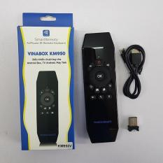 Hình ảnh CHUỘT BAY VOICE SEARCH PIN SẠC KM950V