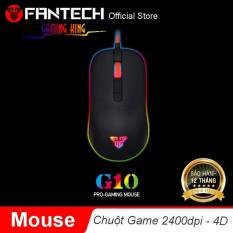 Chuột chơi game 2400dpi 4D Fantech G10