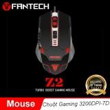 Giá Bán Chuột Chơi Game Co Day 6D Usb Fantasel 3200Dpi Fantech Z2 Nhãn Hiệu Fantech
