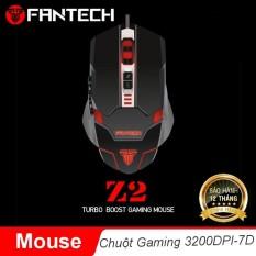 Chuột Chơi Game Co Day 6D Usb Fantasel 3200Dpi Fantech Z2 Fantech Chiết Khấu 50