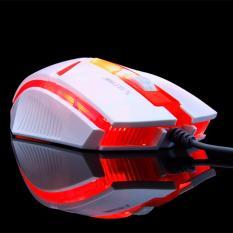 Mua Chuột Chơi Game Co Day New4All Xsun Xs80 Mouse Gaming Đen Led 7 Mau Trực Tuyến Hồ Chí Minh