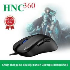 Siêu Giảm Giá Khi Mua Chuột Chơi Game Siêu độc Fuhlen G90 Optical Black USB