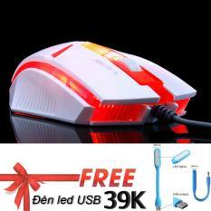 Bán Chuột Day New4All Xsun Xs80 Gaming Mouse Đen Led 7 Mau Tặng Đen Led Cổng Usb Sieu Sang Có Thương Hiệu Nguyên
