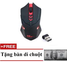 Giá Bán Chuột Game Khong Day Lvtech Et X8 Red Tặng Ban Chi Chuột Đola Lvtech Nguyên