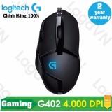 Bán Chuột Game Logitech G402 Hyperion Fury Ultra Fast Fps Led Đen Hang Phan Phối Chinh Thức
