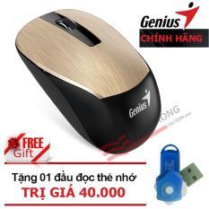 Chiết Khấu Chuột Genius Nx 7015 Wireless Vang Hang Phan Phối Chinh Thức Tặng Đầu Đọc Thẻ Nhớ Micro Pt Genius Hồ Chí Minh