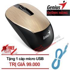 Giá Bán Chuột Genius Nx 7015 Wireless Vang Tặng Cap Sạc Romoss Micro Usb 1M Hang Phan Phối Chinh Thức Trực Tuyến