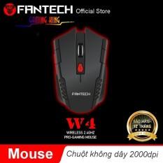 Chiết Khấu Chuột Khong Day Gaming Tốc Độ Cao Fantech W4 Fantech