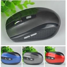 Hình ảnh chuột không dây GL7500 (xám bạc)