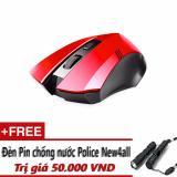 Mua Chuột Khong Day Limeide G2 Wireless Optical Mouse Đen Tặng Đen Pin Chống Nước New4All Sieu Sang Hồ Chí Minh