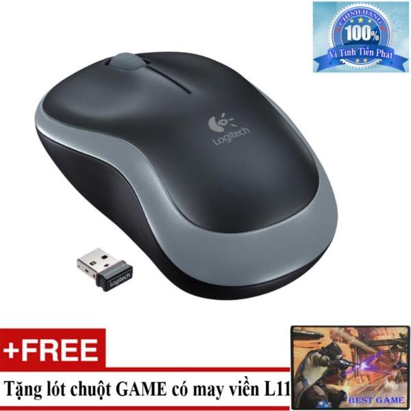 Bảng giá Chuột không dây Logitech B175 + Tặng miếng lót chuột mã L11 Phong Vũ