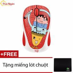 Bán Chuột Khong Day Logitech M238 Doodle Collection Triple Scoop Tặng Lot Chuột Hang Phan Phối Chinh Thức Trực Tuyến