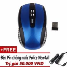 Giá Bán Chuột May Tinh Khong Day New4All Dpi Gaming Mouse Tặng Đen Pin Police Trị Gia 50K Trong Hồ Chí Minh
