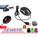Chuột Quang Chân USB + Tặng Cổng Kết Nối OTG Minion