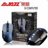 Chiết Khấu Sản Phẩm Chuột Quang Cho Game Thủ Ajazz Griffin 4000Dpi Pro Gaming Xam