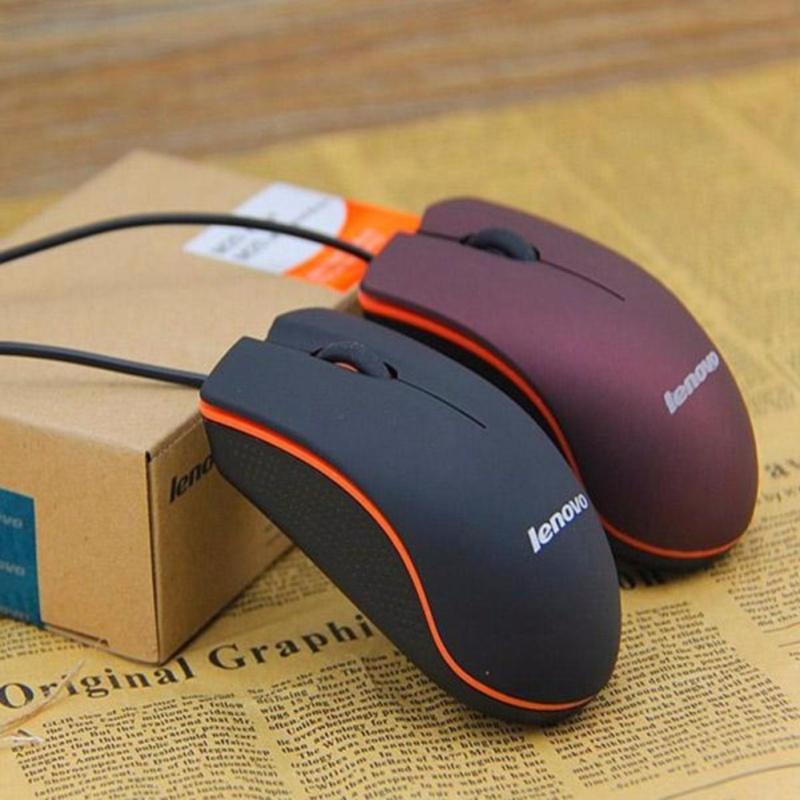 Chuột quang có dây Lenovo M20 nhỏ gọn (New)