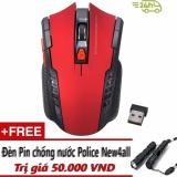 Giá Bán Chuột Quang Khong Day New4All Dpi Gaming Mouse Tặng Đen Pin Police 50K Tốt Nhất