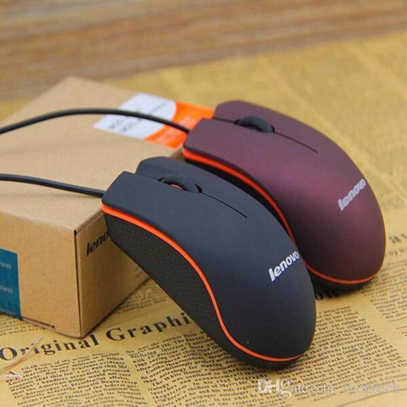 Chuột quang Lenovo Model M20, dây cắm USB