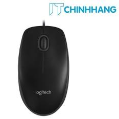 Hình ảnh Chuột quang Logitech B100 - HÃNG PHÂN PHỐI CHÍNH THỨC