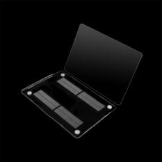 Hình ảnh Pha lê trong suốt Siêu Mỏng Ốp Lưng Nhựa Cứng Nhám Giành Cảm Ứng Mềm Mại Bao Vỏ Mới Mac Pro 13.3 inch-quốc tế