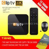 Giá Bán Cliptv Box Tặng Thẻ Nạp 600 000Đ Va Chuột Khong Day Clip Tv